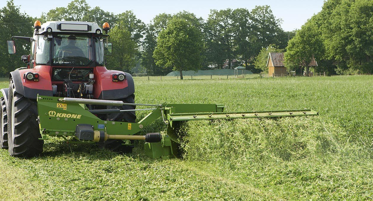 KRONE DISC MOWERS – Nicholls Machinery – An Agricultural and