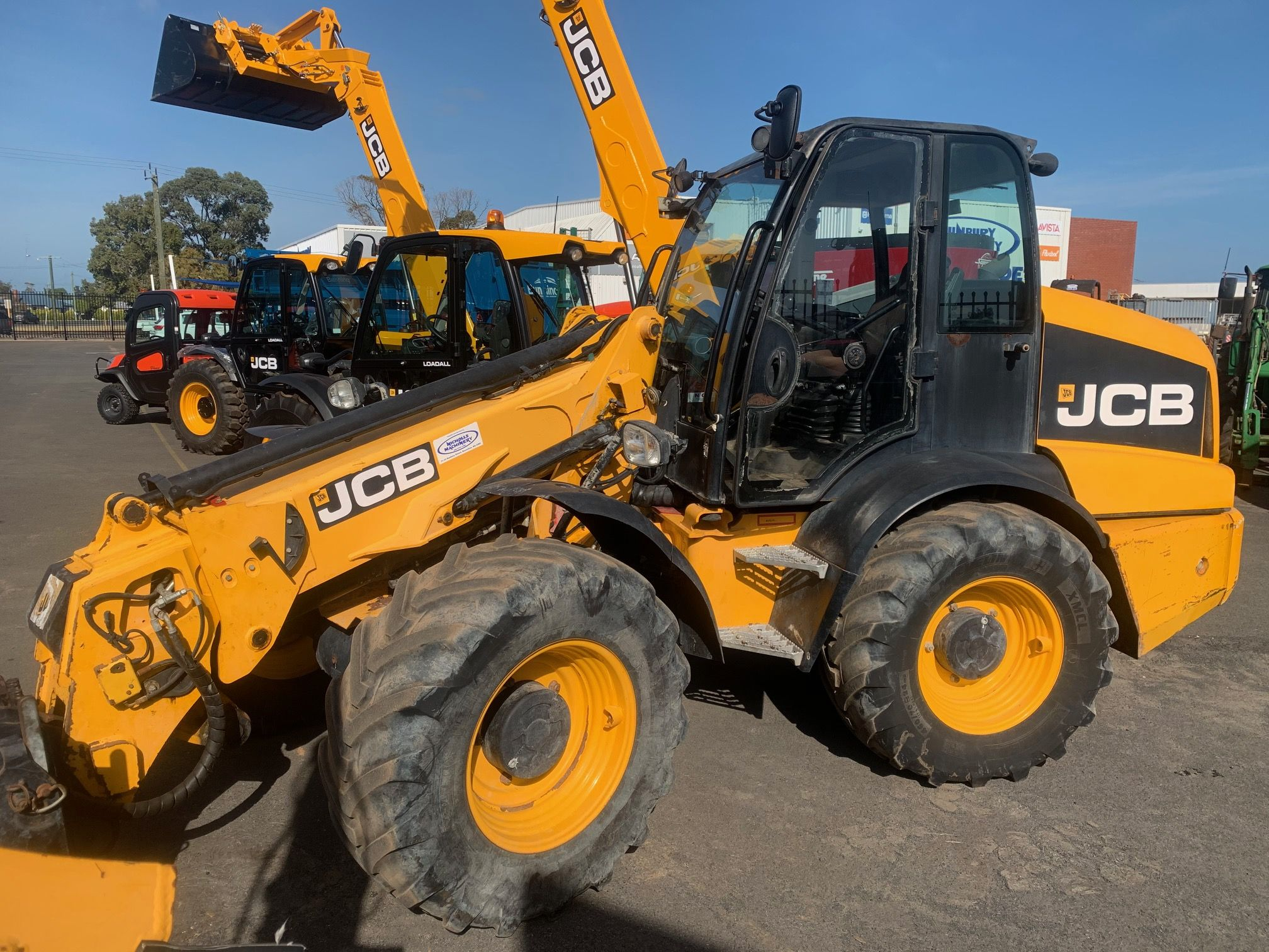JCB TM320 Telescopic Handler (BM)