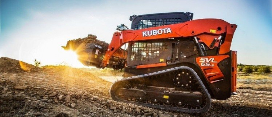 New Kubota SVL65-2 Track Loader